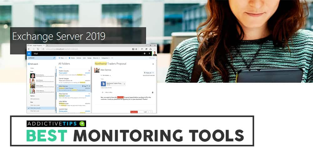Best monitoring tools for Exchange Server