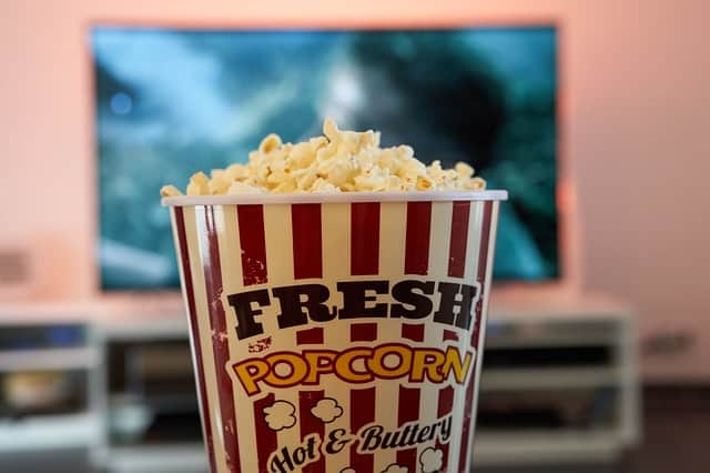 POPCORN WITH YOUR FLIX pic