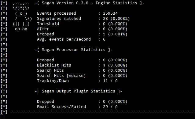 Sagan Screenshot