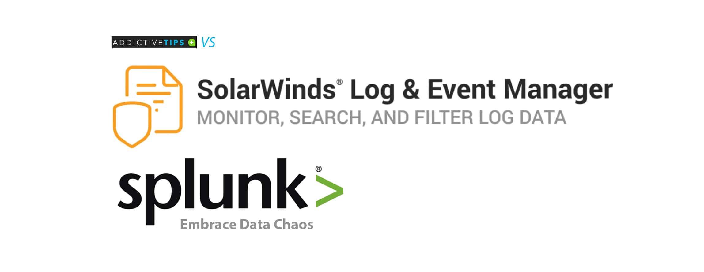 SolarWinds Log & Event Manager vs Splunk