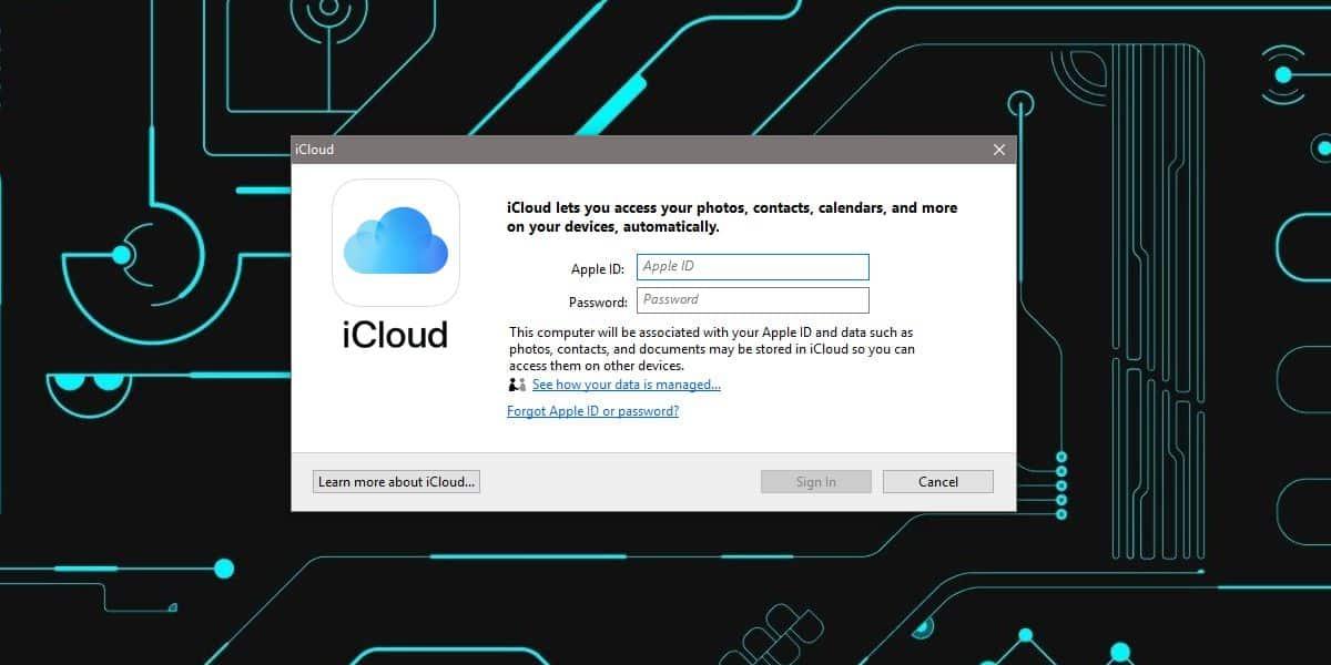 iCloud for Windows
