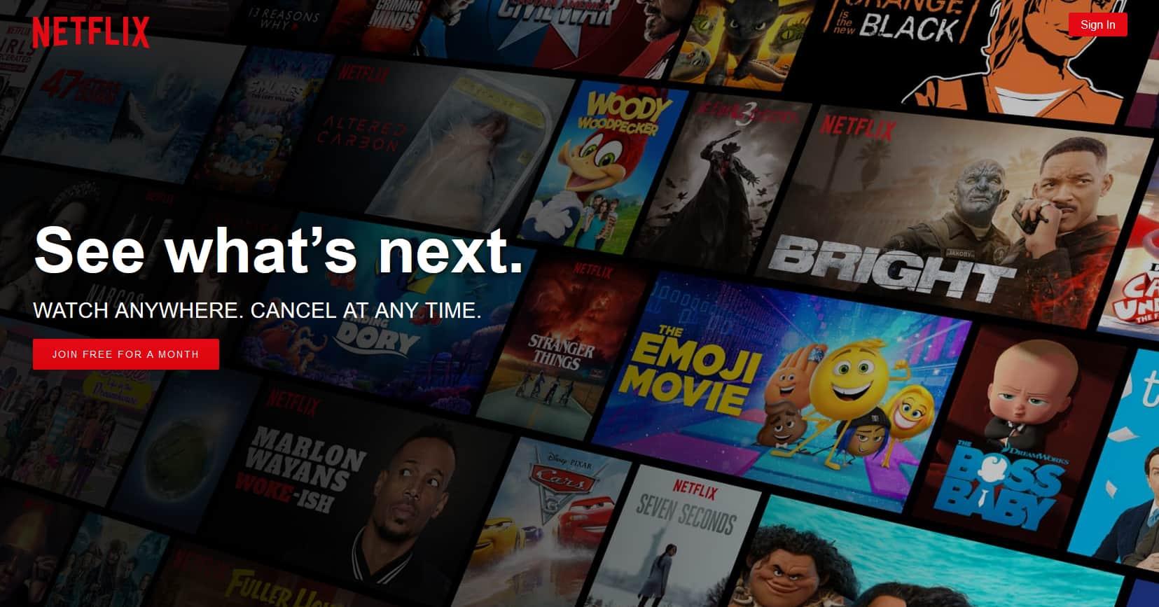 La mejor VPN para Netflix Australia