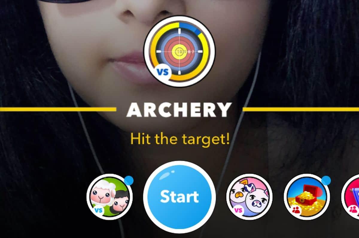 snapchat games 2