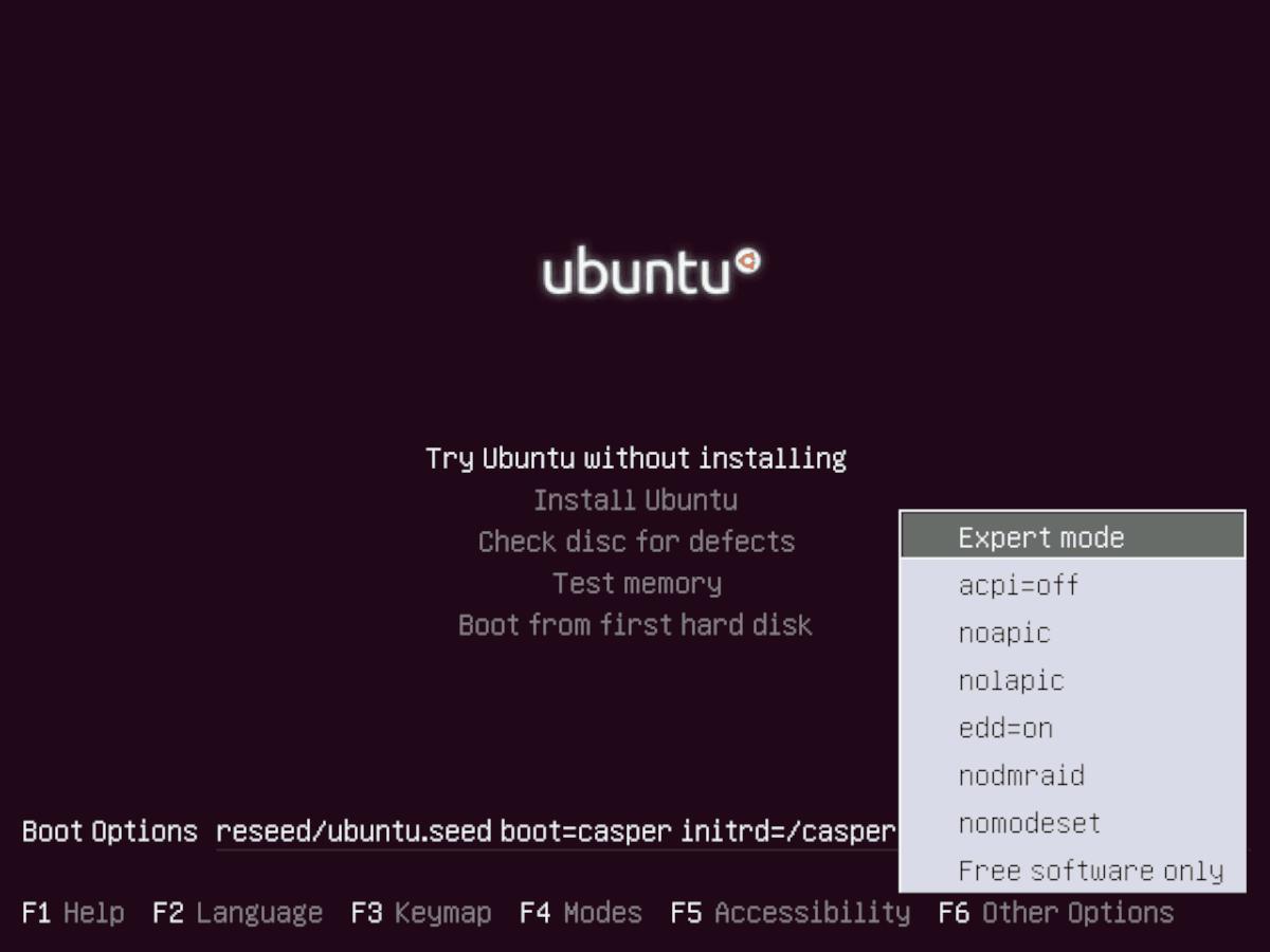 ubuntu-f6-menu