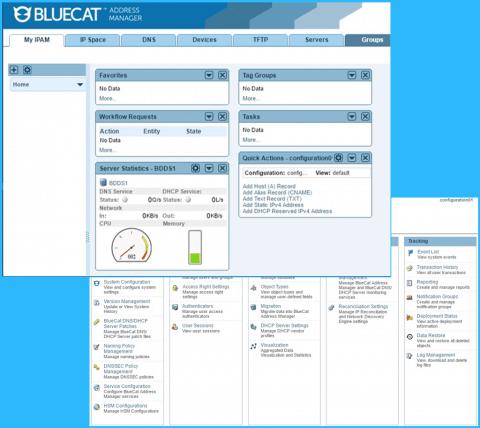 Blue Cat Address Manager Screenshot