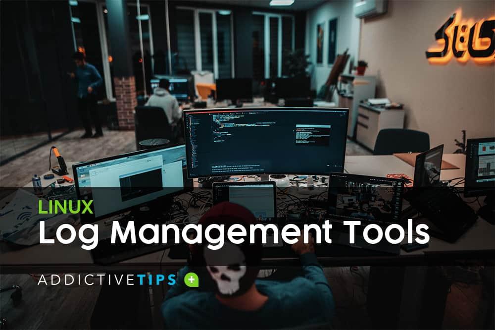 Log Management Tools For Linux