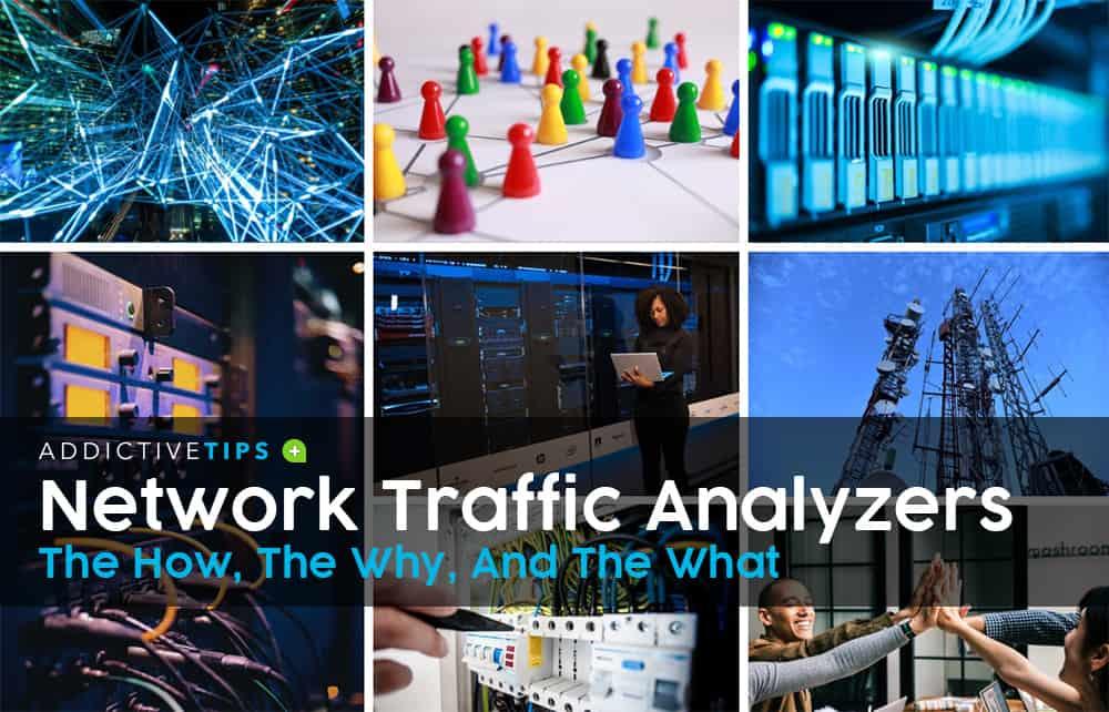 Network traffic analyzers