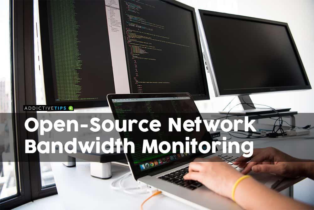 Open-Source Network Bandwidth Monitoring