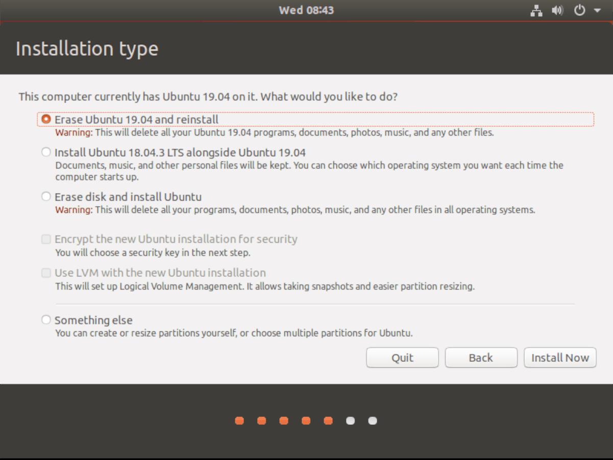 erase-ubuntu