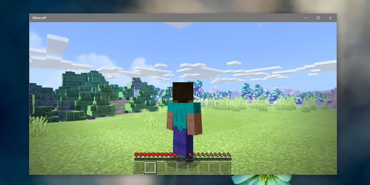 shader minecraft uwp 4