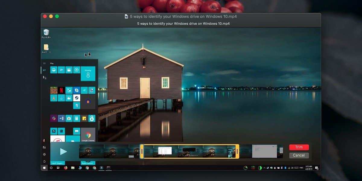 Trim videos on macOS 2