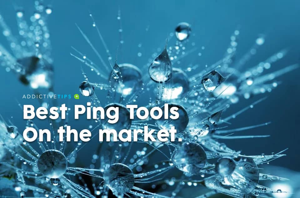 Best Ping Tools Available