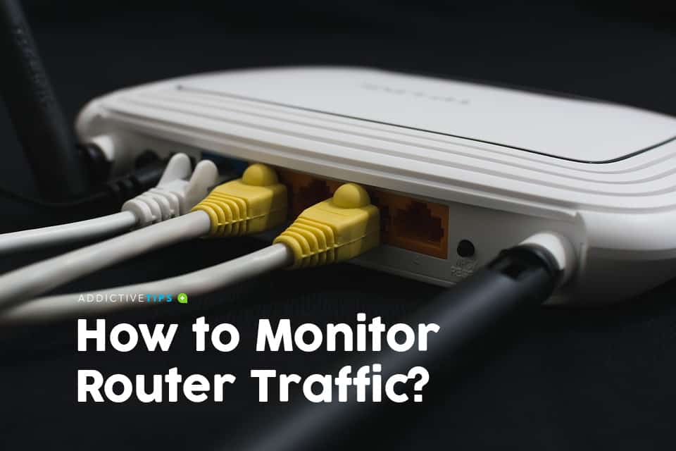 How to Monitor Router Traffic?