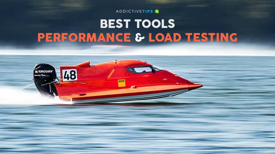 Performance and Load Testing Tools