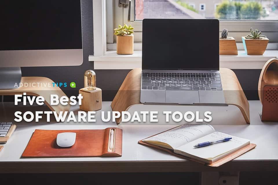 Best 5 Software Update Tools