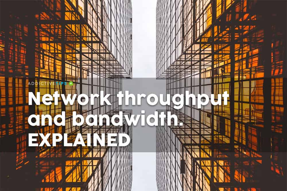 What Are Network Throughput and Bandwidth