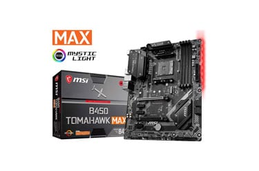 MSI Arsenal Gaming AMD Ryzen 2ND and 3rd Gen AM4 ATX Motherboard