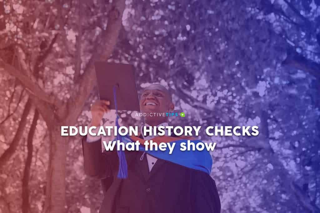 What-Education-History-Checks-Show
