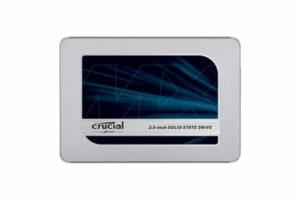 Crucial MX500 2TB 3D NAND SATA 2.5 Inch Internal SSD