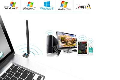 EDUP USB Wi-Fi Adapter