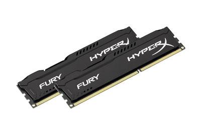 Kingston HyperX FURY 8GB DDR3 Kit