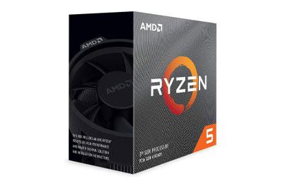 AMD Ryzen 5 3600 video editing CPU