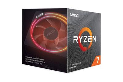 AMD Ryzen 7 3700X video editing CPU