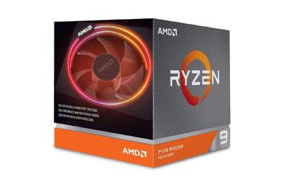 AMD Ryzen 9 3900X video editing cpu