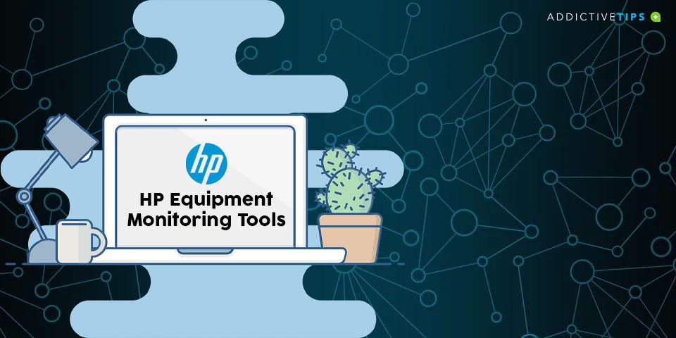 HP Device Monitoring Tools