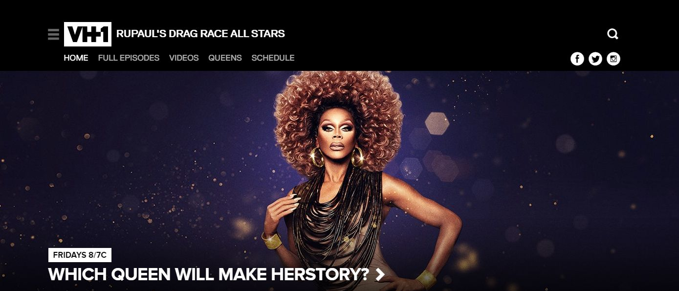 Watch RuPaul's Drag Race: All Stars From Abroad