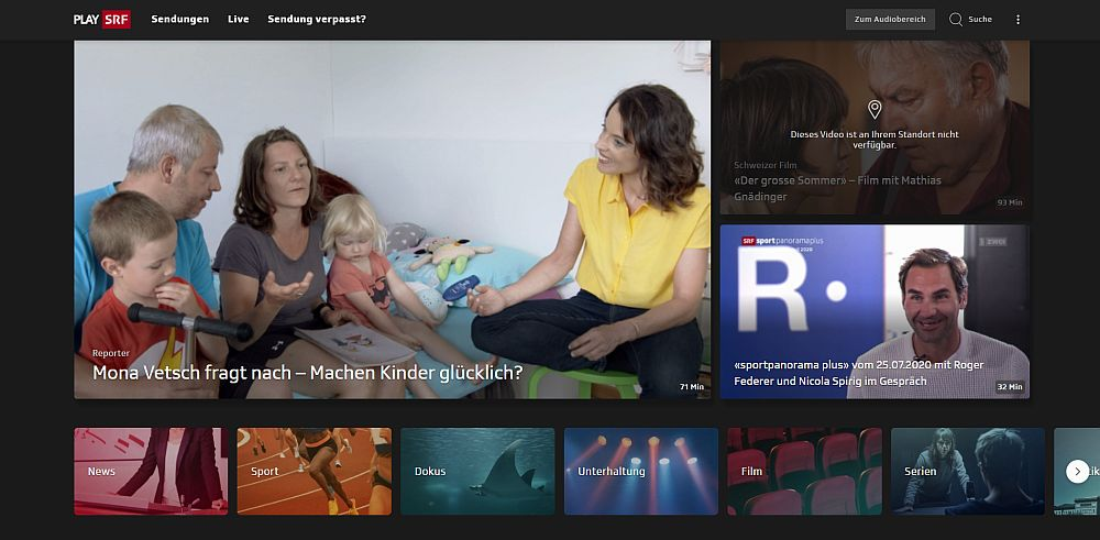 How to Watch Swiss TV from Anywhere