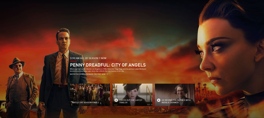 How to Watch Penny Dreadful: City of Angels from Anywhere