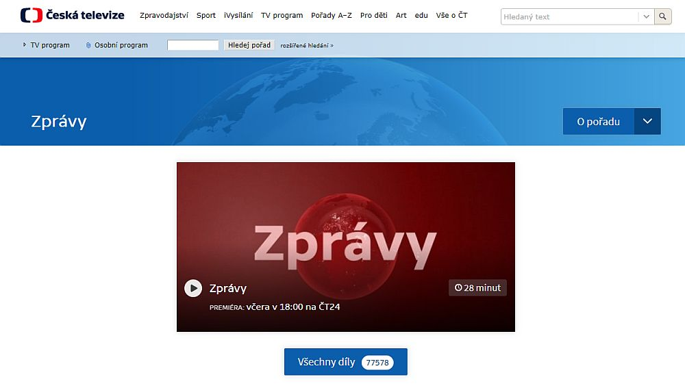 How to Watch Czech TV from anywhere