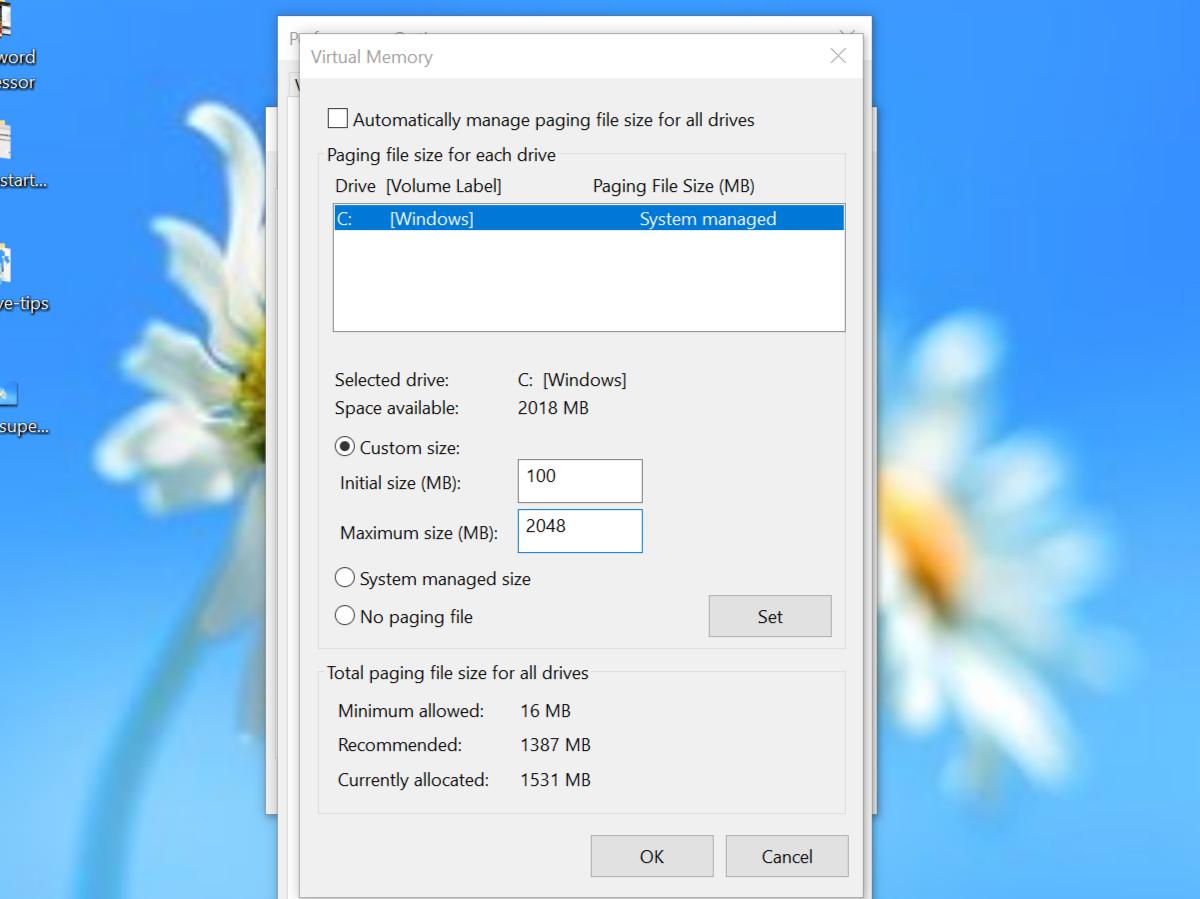 disk-check-reset-virtual-memory-3