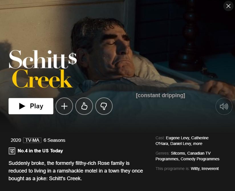 How to Watch Schitt's Creek