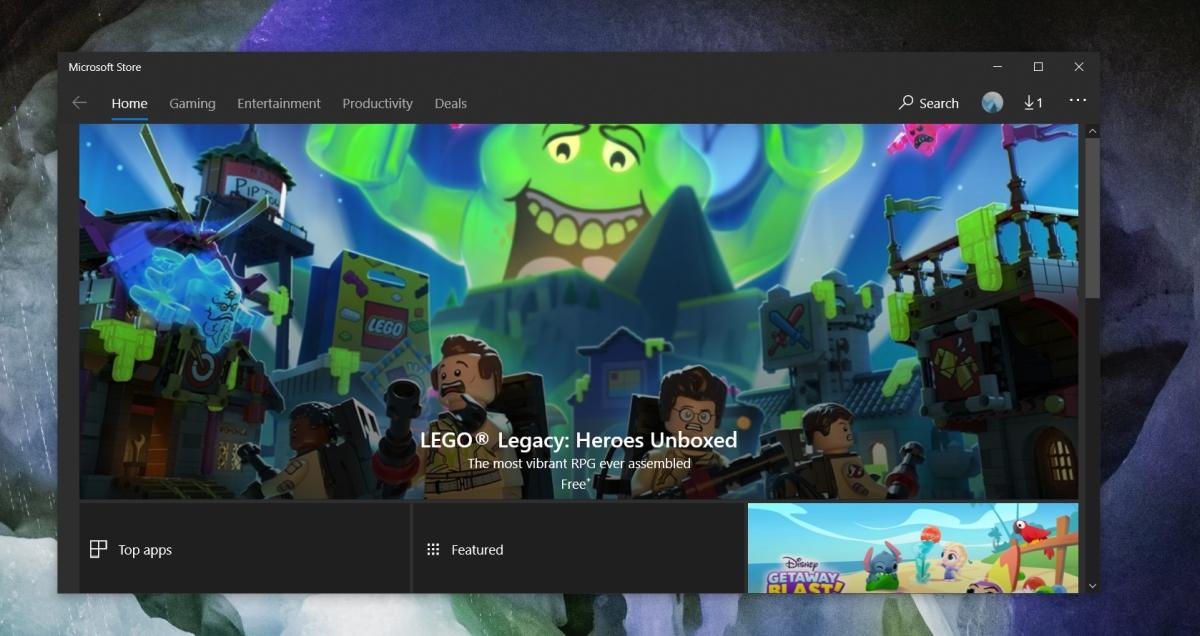Windows Store Games Won't Download