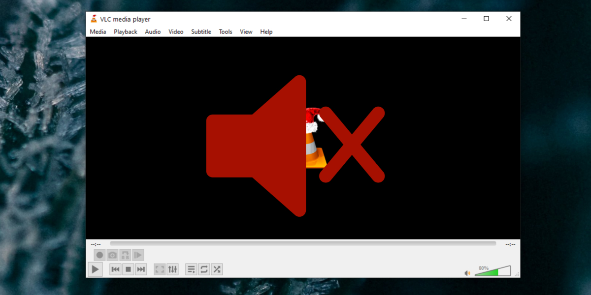 No audio after video conversion with VLC