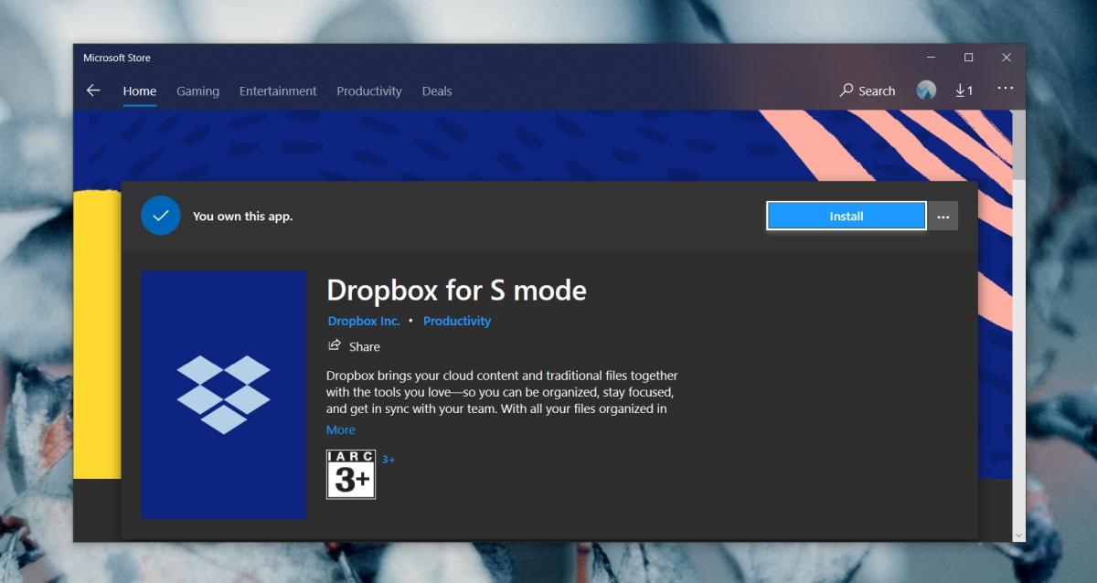 Dropbox Stops Running