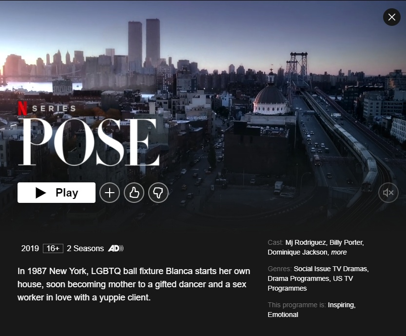 Drama Shows on Netflix