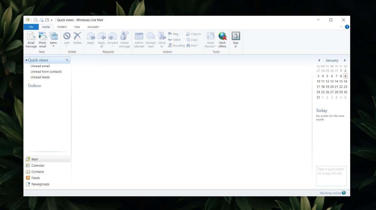 Windows Live Mail download
