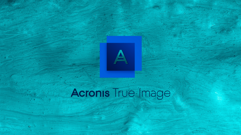 Acronis True Image 2020 - 2021