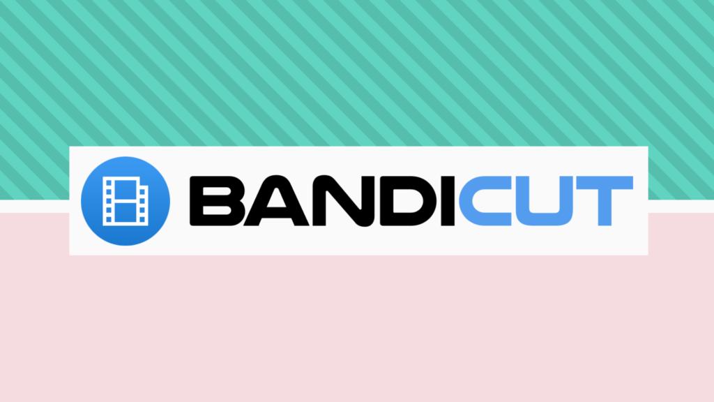 Bandicut video cutter for Windows