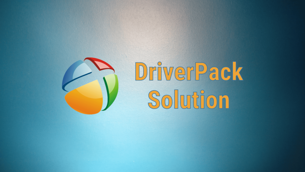 DriverPack Solution - Driver Solution