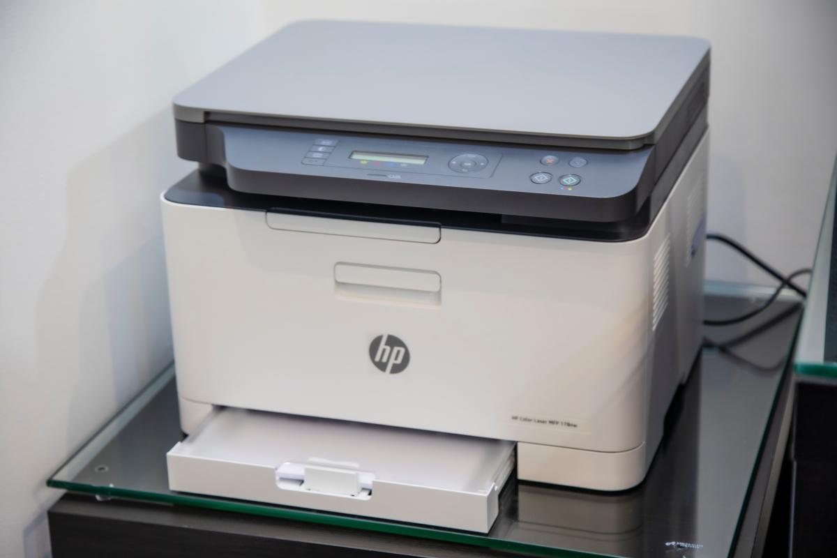 printer showing offline on Windows 10