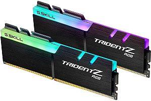 G.SKILL 32GB (2 x 16GB) TridentZ RGB Series DDR4 PC4-28800 3600