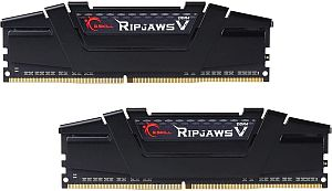 G.Skill RipJaws V Series 16GB (2 x 8GB) 288-Pin SDRAM PC4-28800 DDR4 RAM for Ryzen