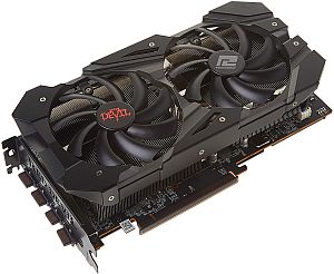 PowerColor Red Devil AMD Radeon RX 5600 XT 6GB