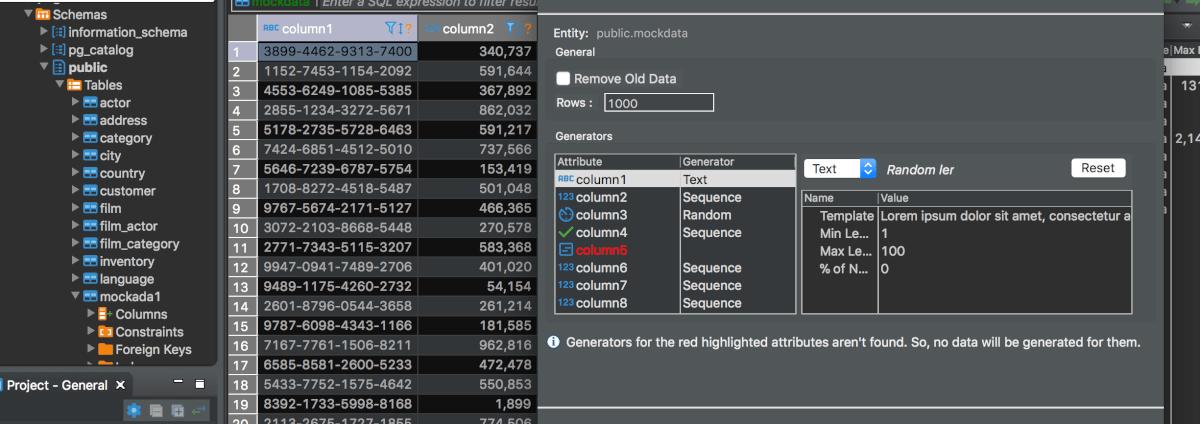 DBeaver MySQL client on Ubuntu