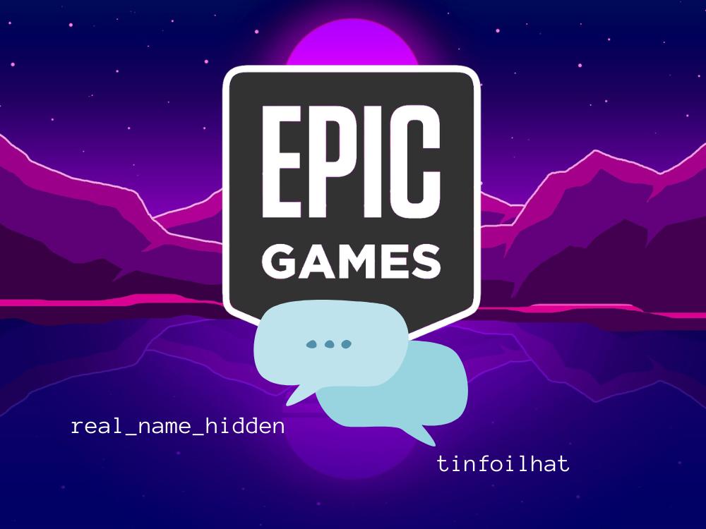 Epic Games change name
