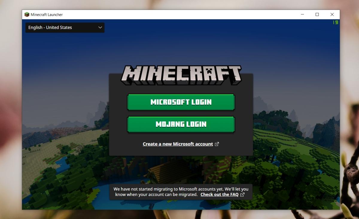 Minecraft Java Edition Free Trial